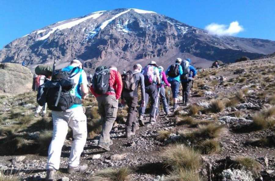 Recommended Kilimanjaro Routes