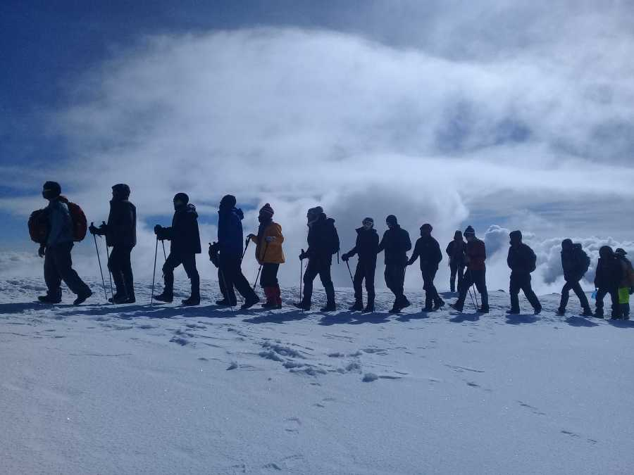 Last Minute: Kilimanjaro New Year 2019 Climbing Join Group