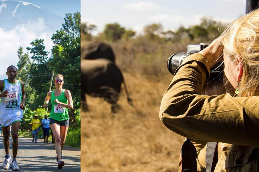 Kilimanjaro Marathon 2019 and 4 Days Tanzania Safaris,  Mount Kilimanjaro, Tanzania